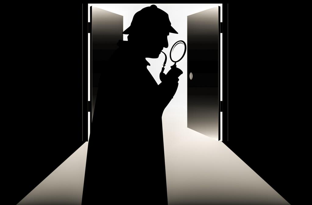 Online úniková hra s detektivní tématikou