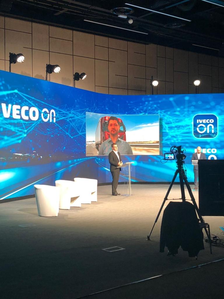 Online konference pro Iveco