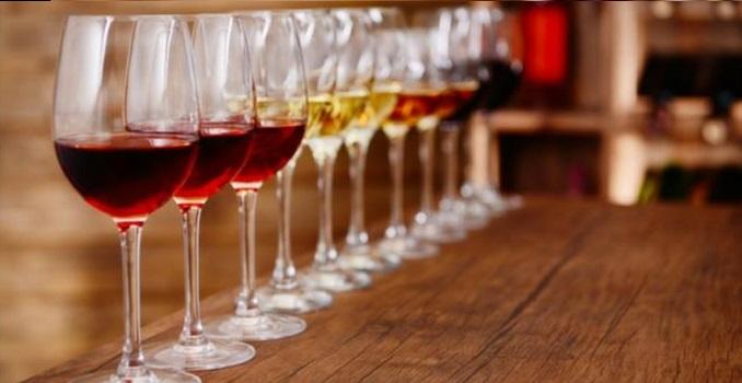 Online degustace vína