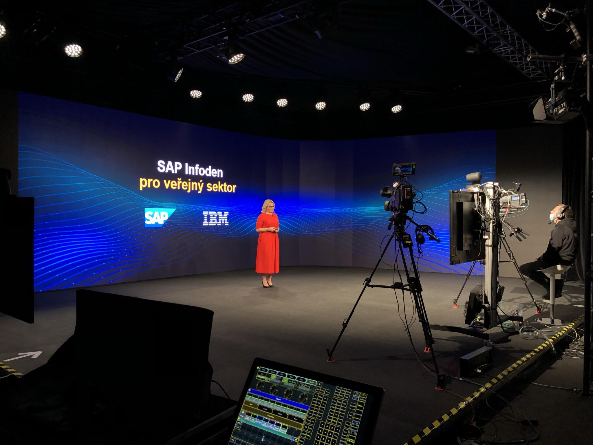 Online konference pro SAP