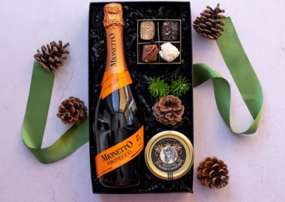 Vánoční večírek v krabici, Varianty produktů