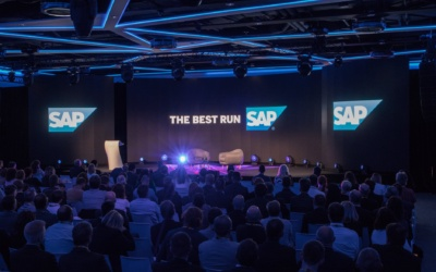 Organizace konference SAP NOW 2019