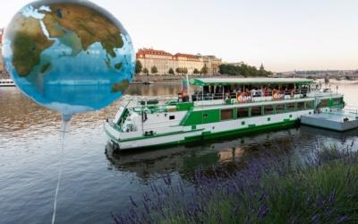 Letní akce pro E.ON Česká republika