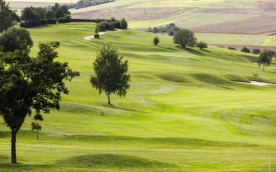 Organizace golfového turnaje pro E.ON Česká Republika