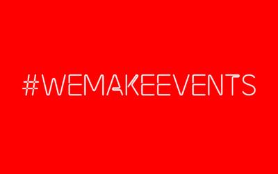 Světové hnutí #wemakeevents