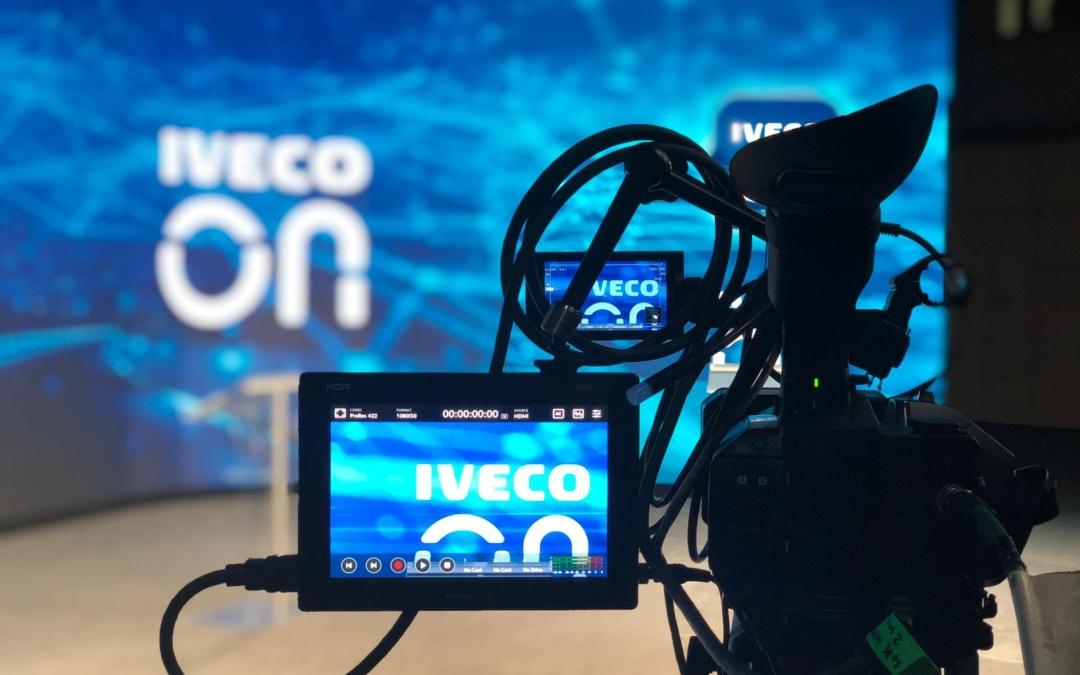 Digitální konference IVECO ON