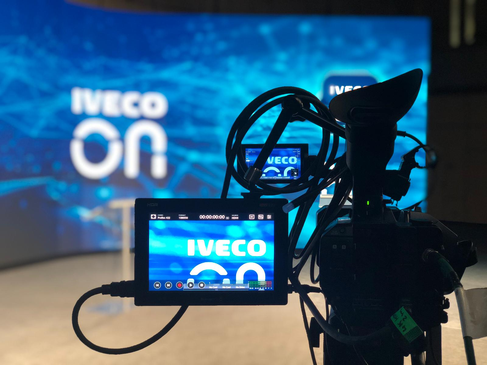 Digitální konference pro IVECO