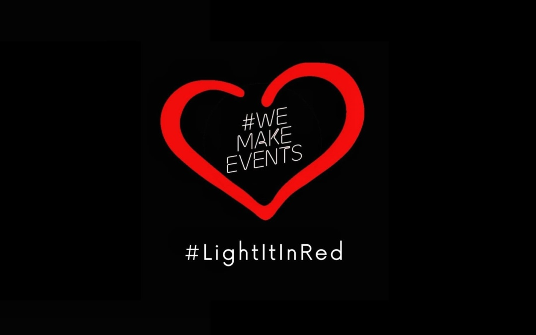 Kampaň Light It In Red